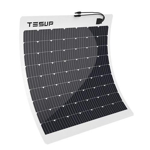 Pannello solare flessibile (fatto in Europa)