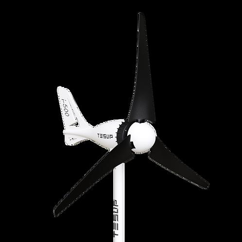 i500 Marine Windkraftanlage (Hergestellt in Europa)