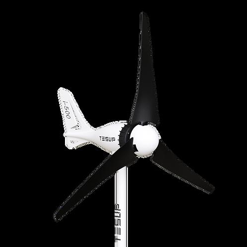 i500 Mariene Windturbine (Gemaakt in Europa)