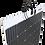 Thumbnail: Panneau solaire flexible (fabriquée en Europe)