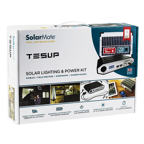 Solar Renewable Energy Kit