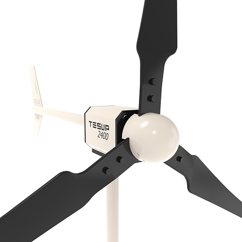 TESUP2400 Wind Turbine (Made in Europe)