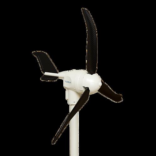 Turbina eolica Dolphin200DC (fatto in Europa)