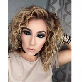 💋✨✨#makeupmonday 💋💋✨✨_#grundge #motd #smokeyeye #smokeymakeup #outofthebox #makeup #makeupglam #hair #hairstylist #wavyhairstyle #wavyhairdo