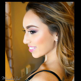 Eyes are the window to Our Souls 👀_Makeup - MoralesGal_Hair - MoralesGal_Photo - MoralesGal_#naturallight #naturallybeautiful #makeup #hair_