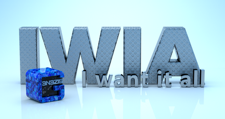 IWIA - I want it all! Now you can have it 🥰