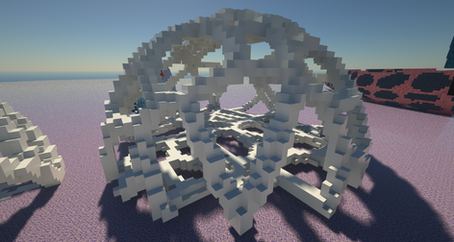 Dome shaped frame 1