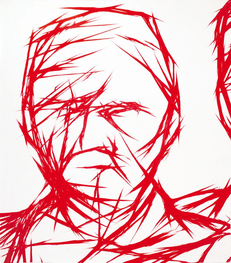 Portrait #1 - Men Playing Bocce