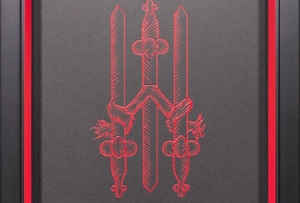 Tre di Spade / Three of Swords