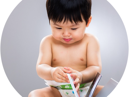 Five Easy Ways to Build Your Toddler's Early Literacy Skills