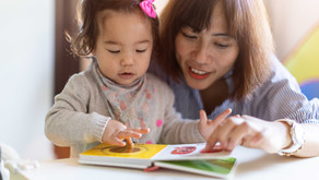 Language development in the first five years