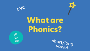 Guide to teaching phonics - Part 1