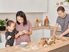 Two fun + yummy ways to build your child's language skills