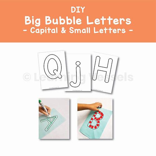 Big Bubble Letters PDF Singapore