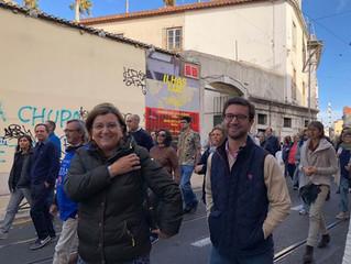 Associação da Família Cunha Coutinho presente na Caminhada pela Vida 2018