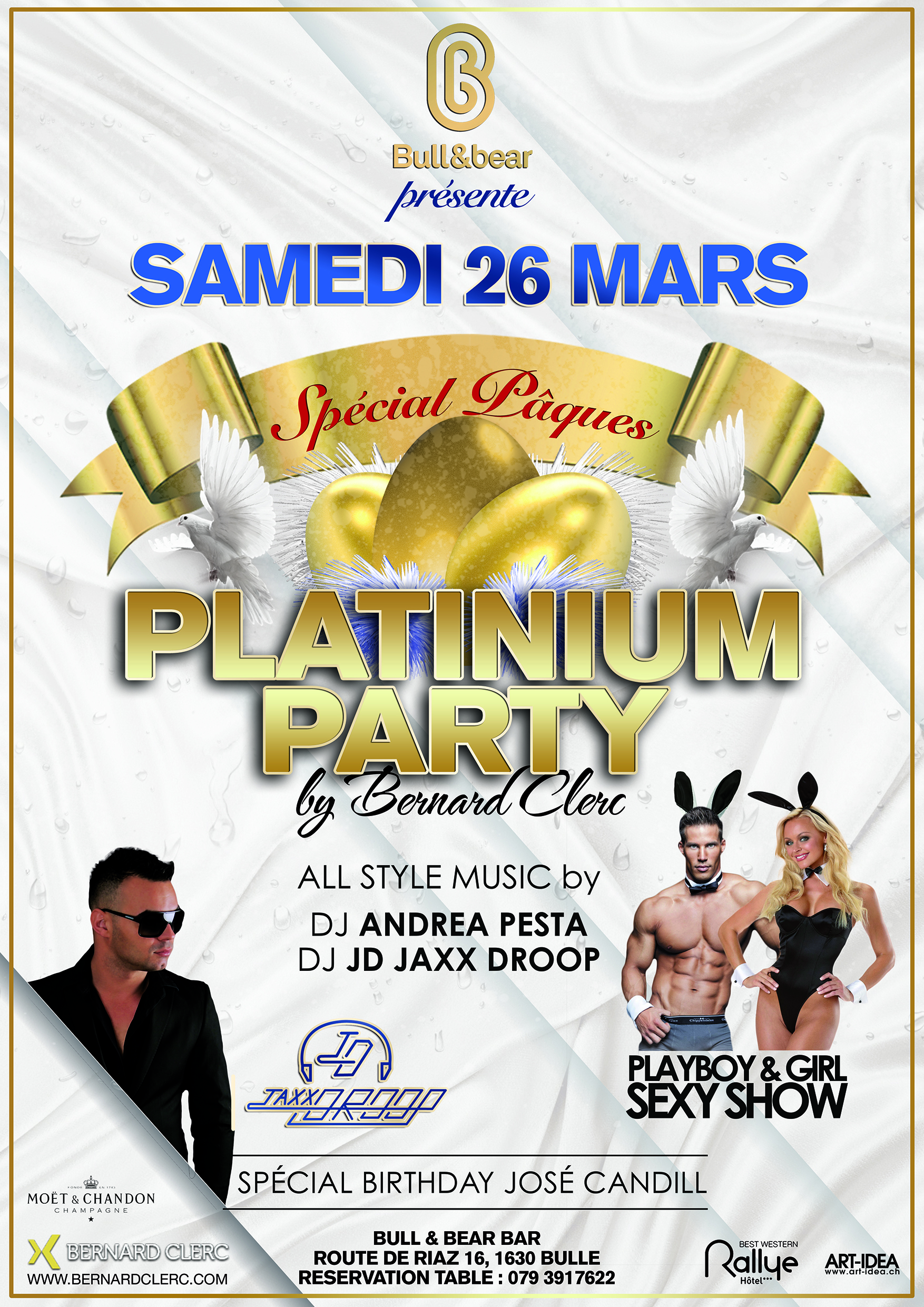 PLATINUM PARTY