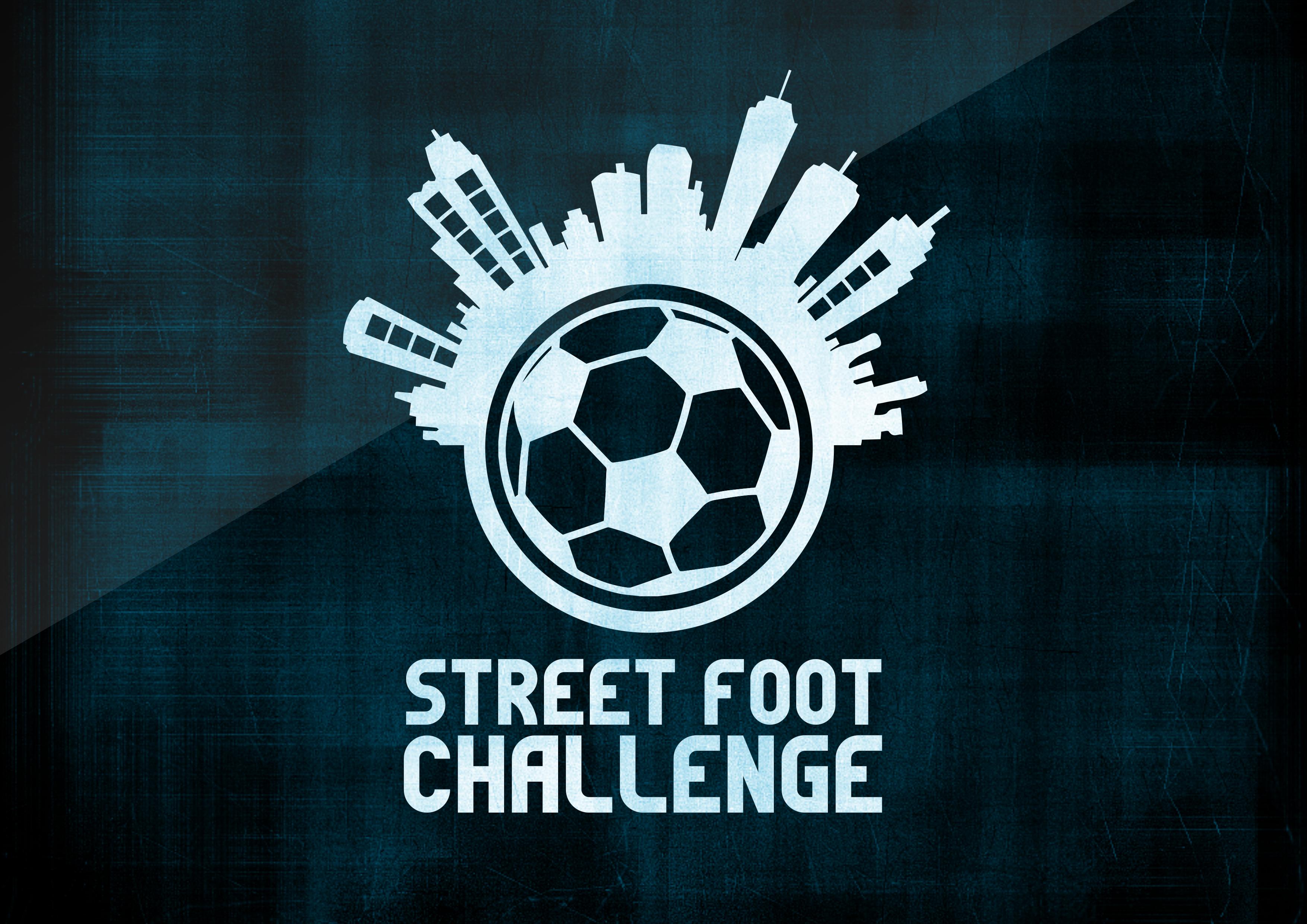 Street Foot Challenge (free logo)