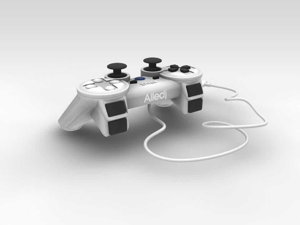 PS3 PS4 PAD 3D