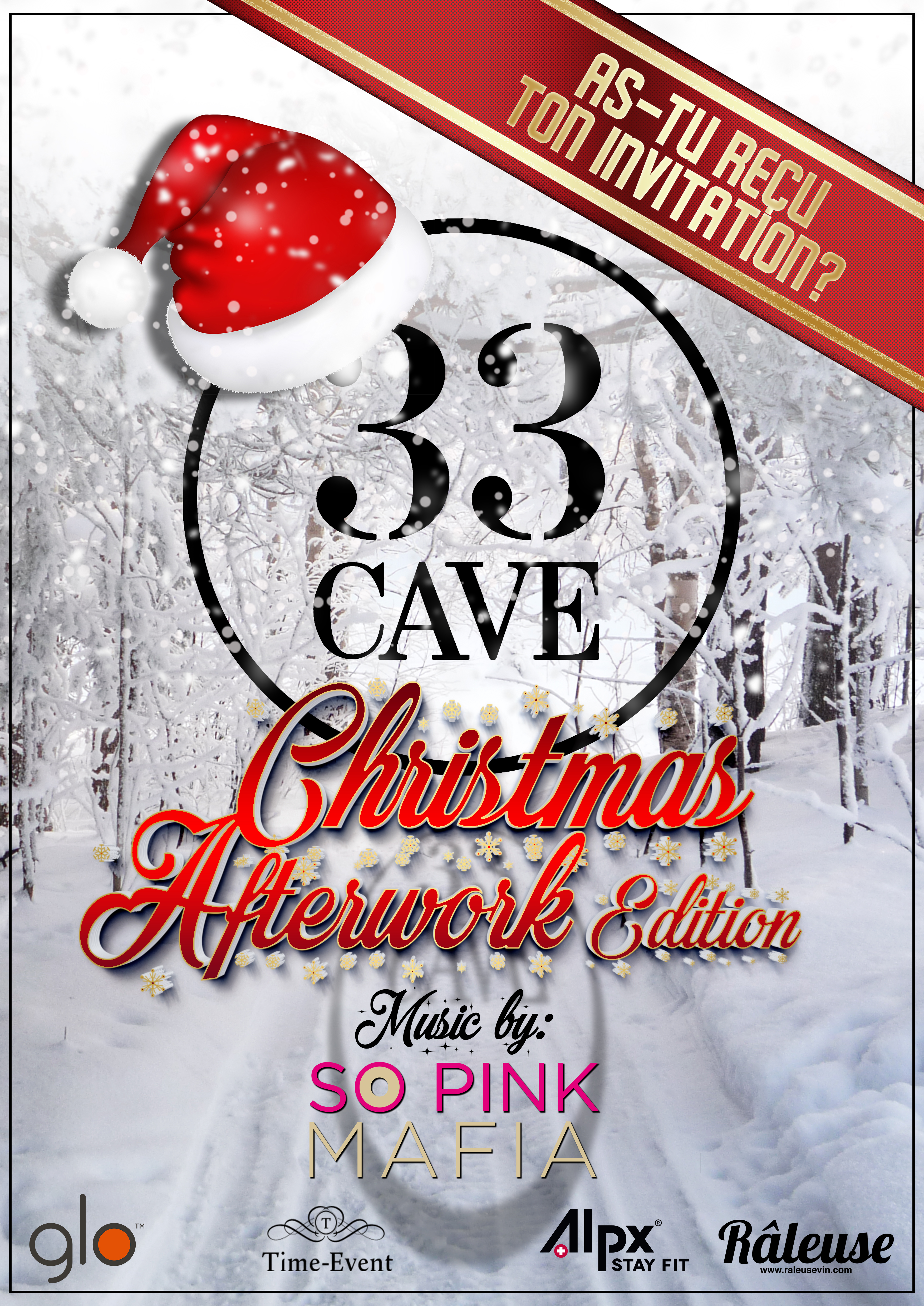 33 CAVE