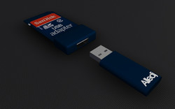 SD CARD 3D
