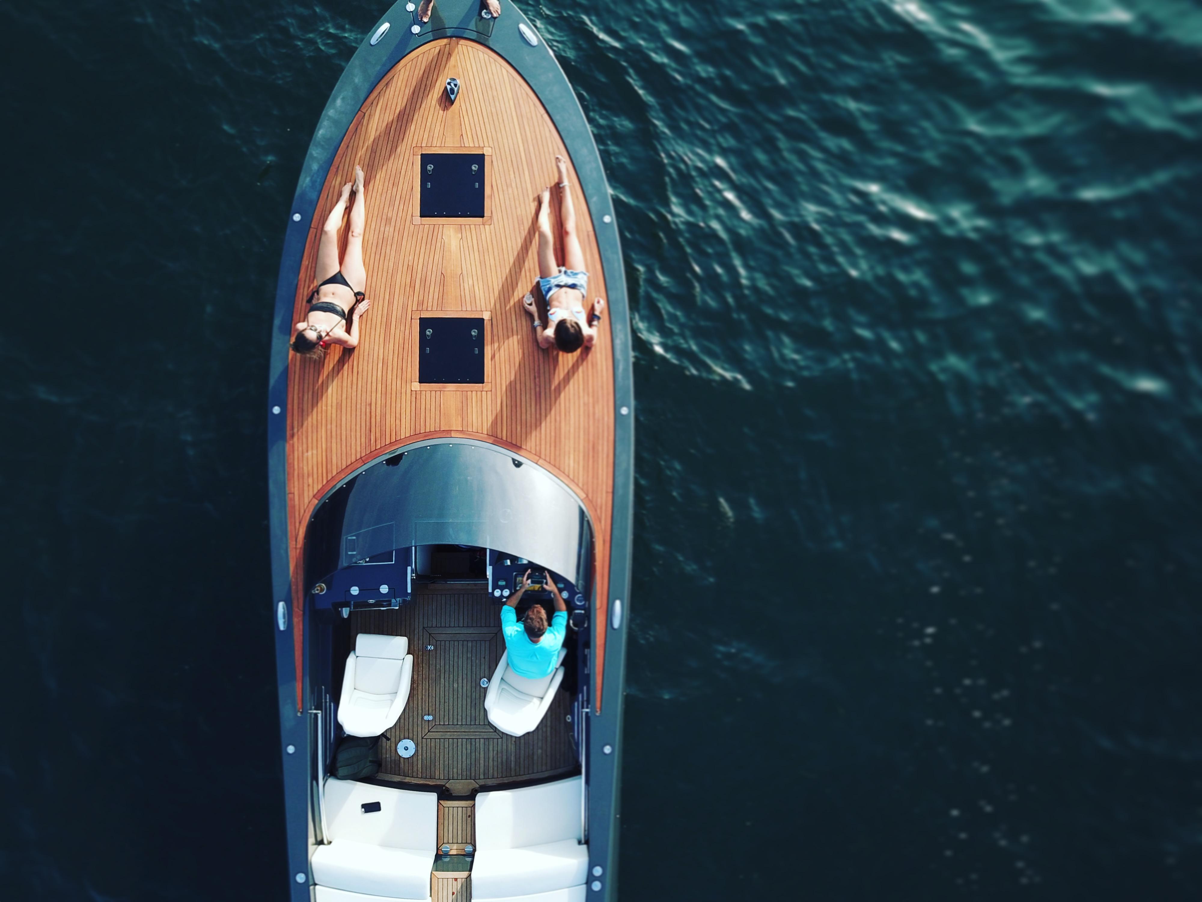 Frauscher Boote mieten Lago Maggiore