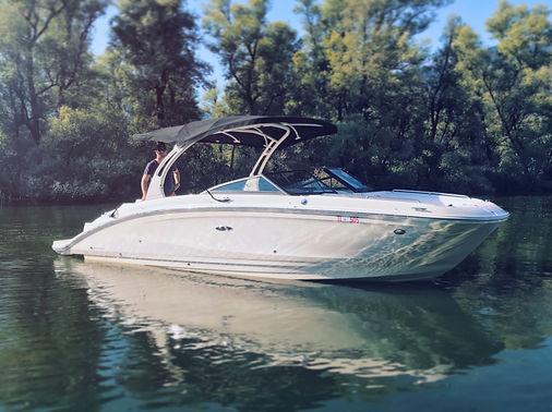 Sea ray 270 SDX Lago Maggiore