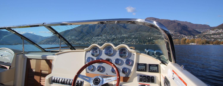 Cantiere nautico Lago Maggiore