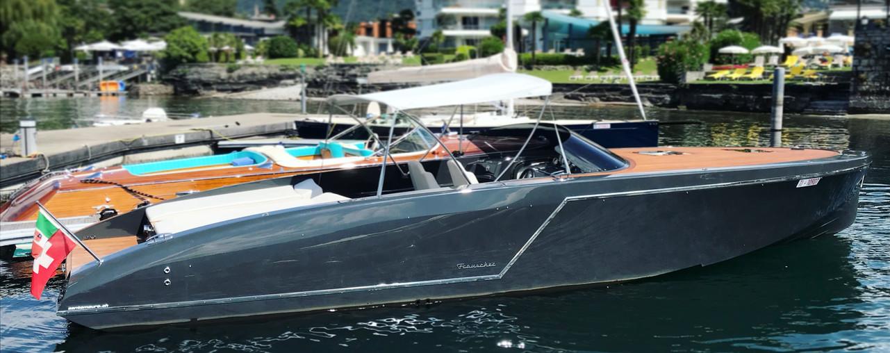 Noleggio barche esclusive Lago Maggiore