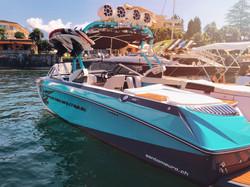 Wake Boats Lago Maggiore