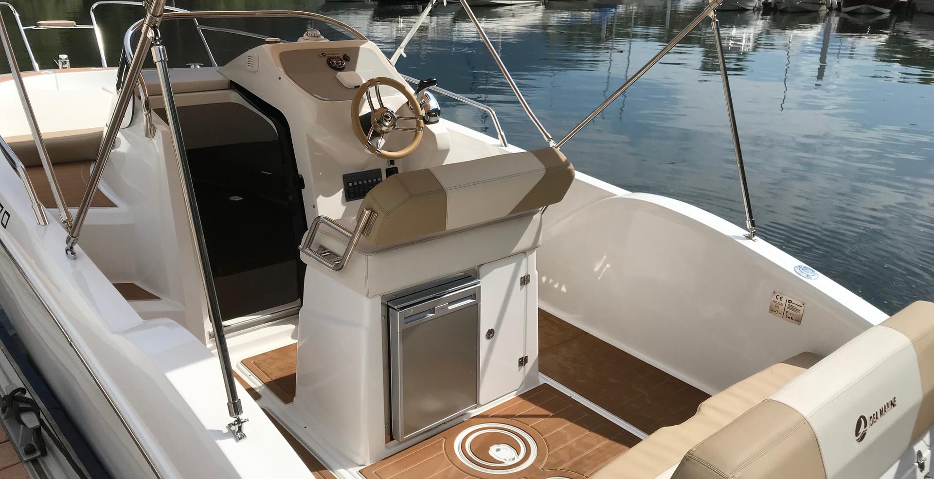 Idea 70 - Bootsvermietung Lago Maggiore