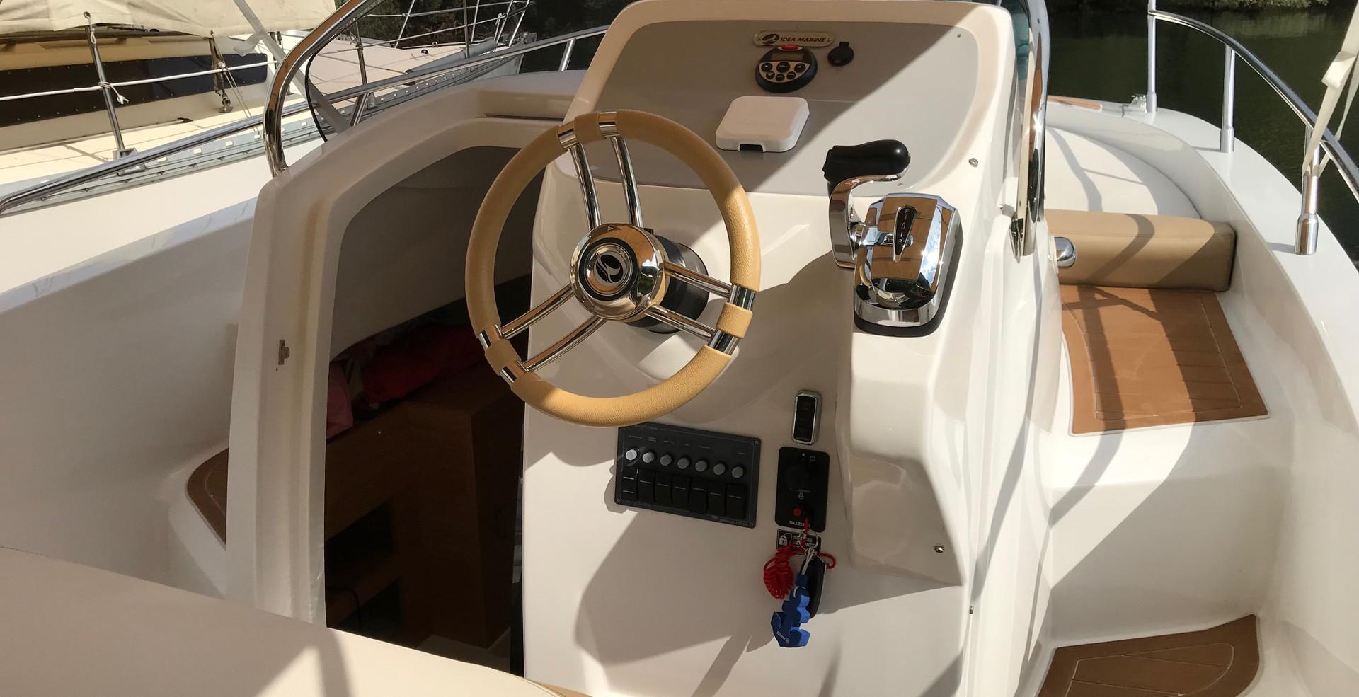 Idea 70 - Boote chartern Lago Maggiore