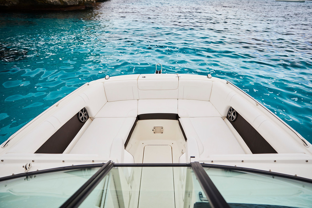 Sea Ray 270 SDX Bootsverleih Ascona-Loca