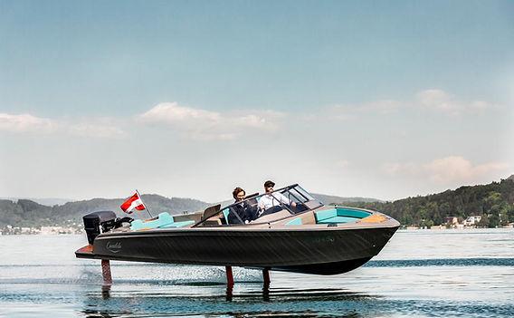 Candela Speedboat Lago Maggiore