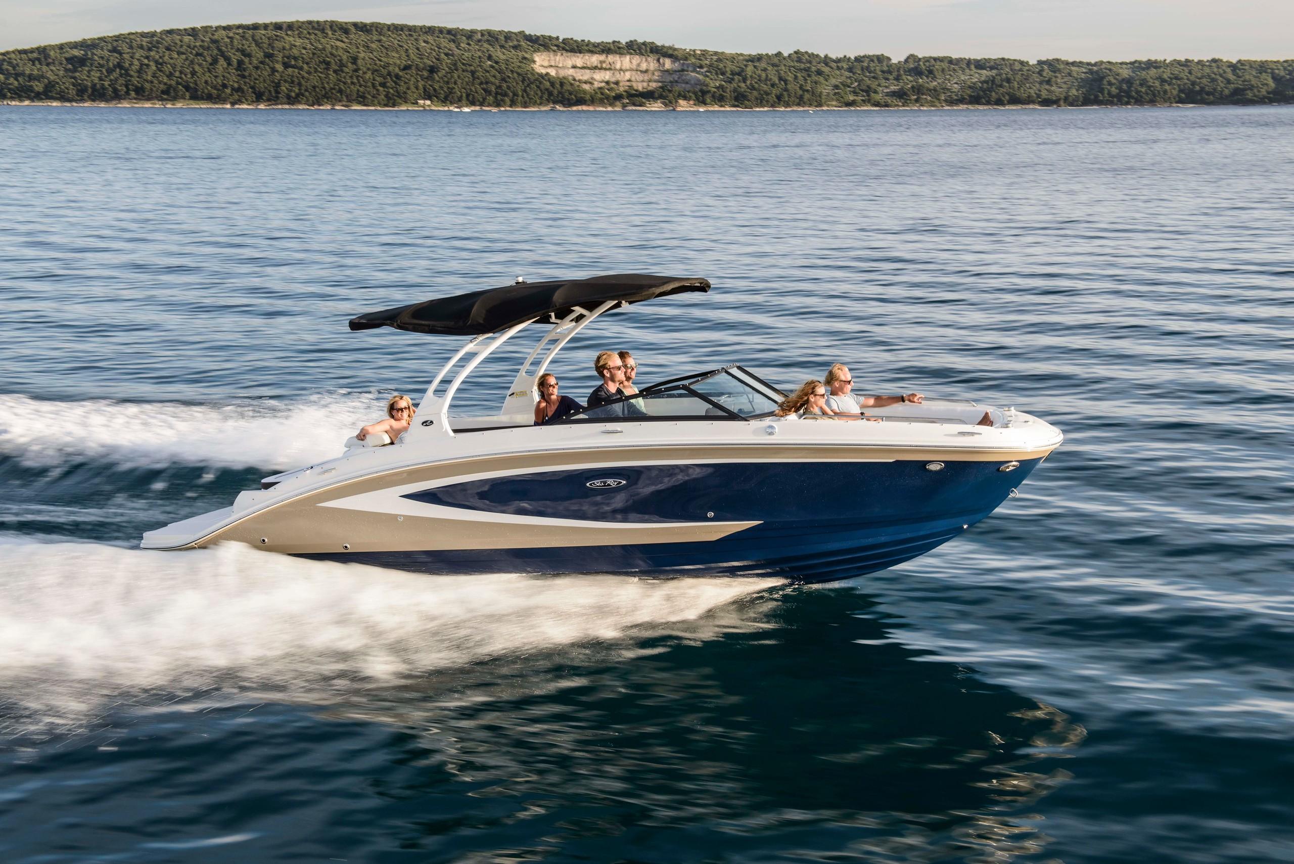 Sea Ray Lago Maggiore