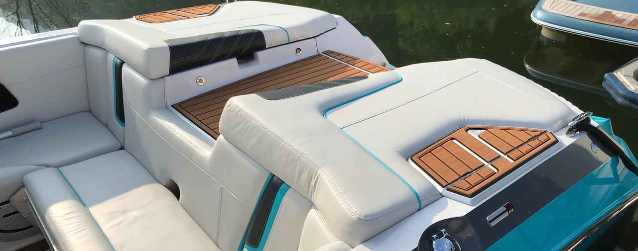 Super Air Nautique G25 Barca da wakeboard Lago Maggiore