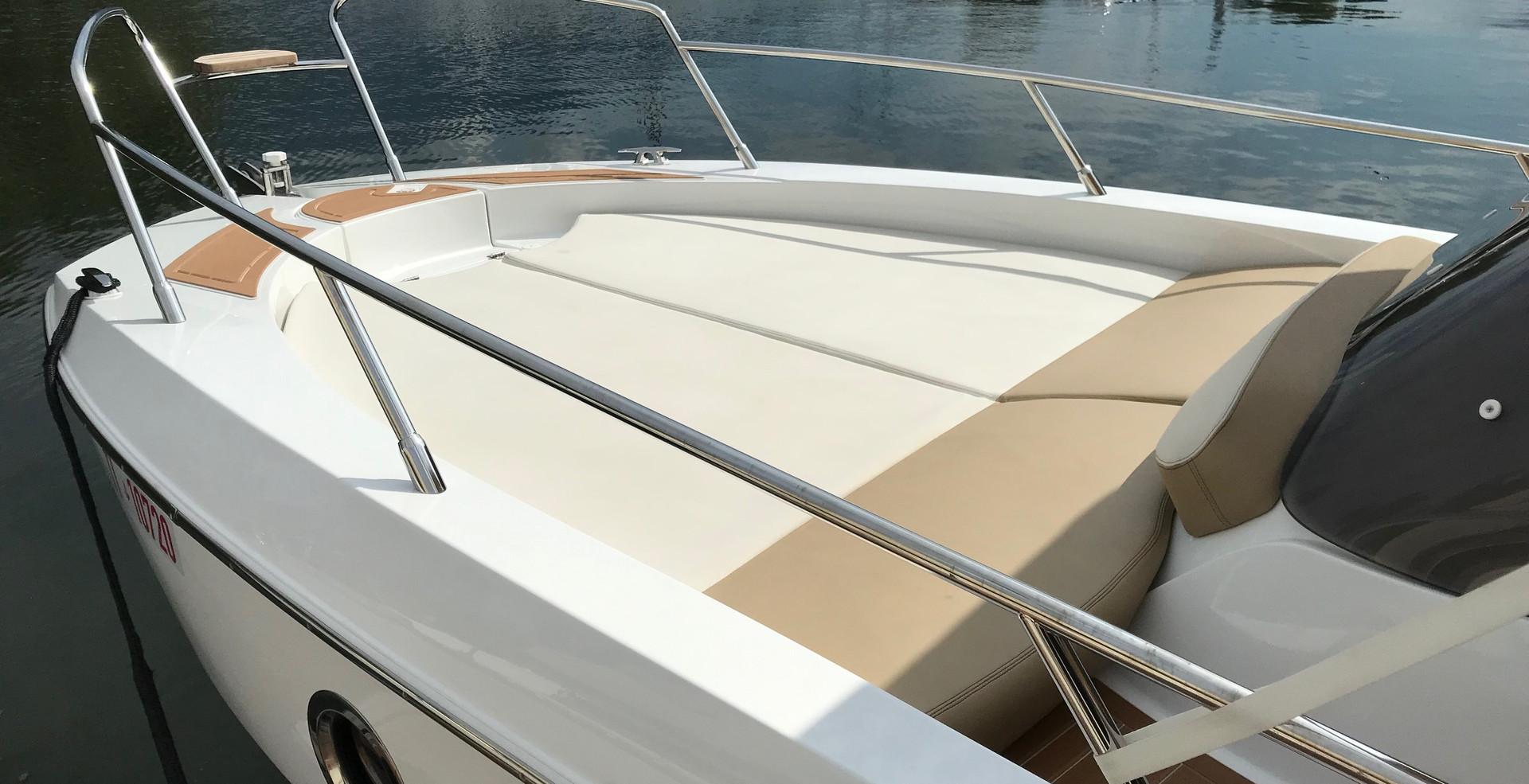 Idea 70 - Boats Charter Ascona-Locarno