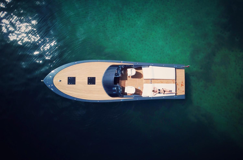 Imbarcazione Frauscher Lago Maggiore
