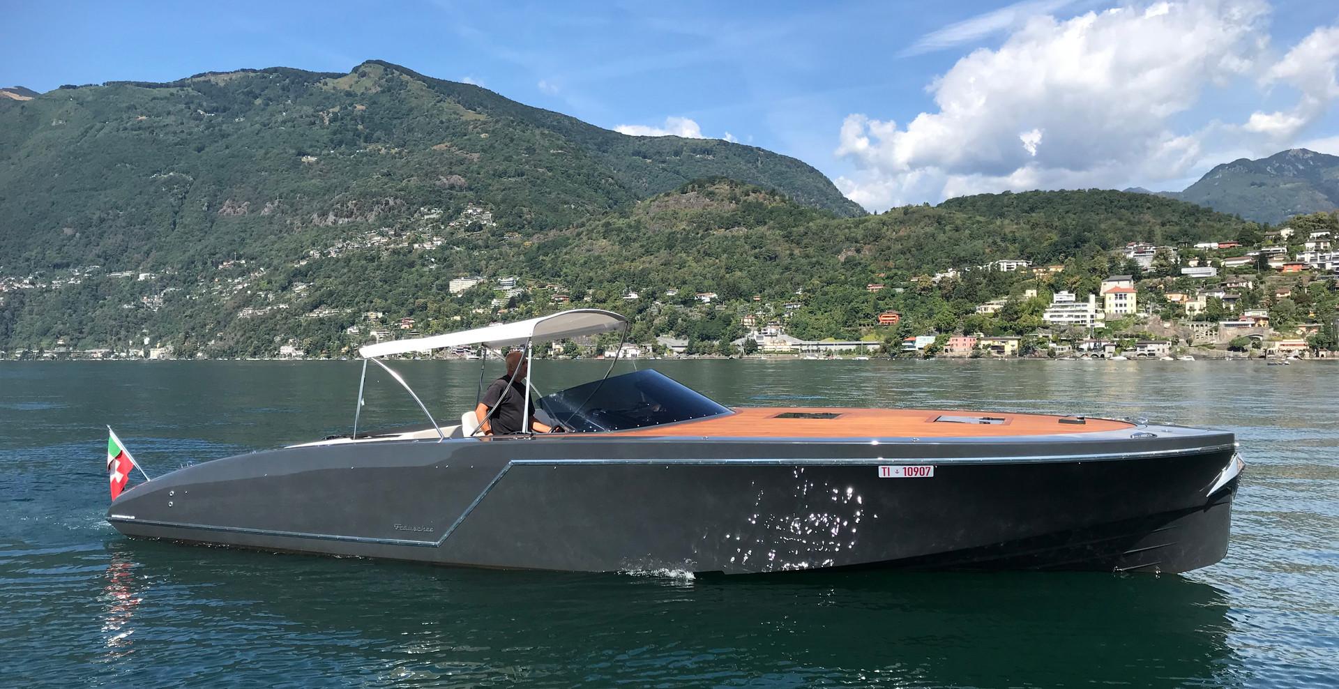 Frauscher 1017 GT Yacht