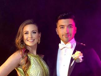 Aaron Brown & Sanna Lundell