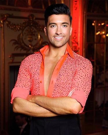 Aaron Brown - Let's Dance - Strictly Come Dancing Sweden