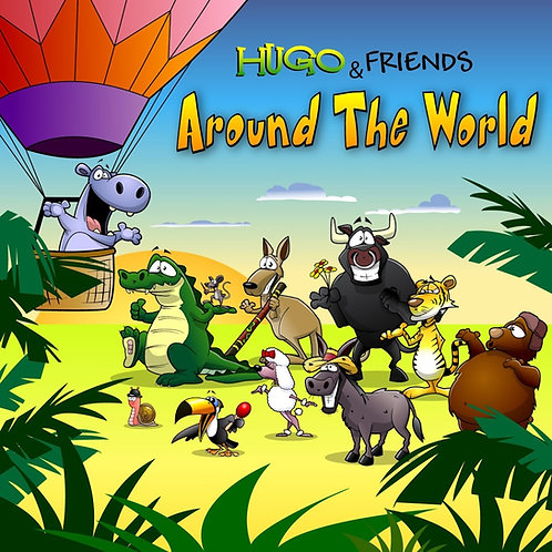 Karaoke - Hugo and Friends Around the World