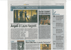 Corriere di Como 1 Marzo 2012
