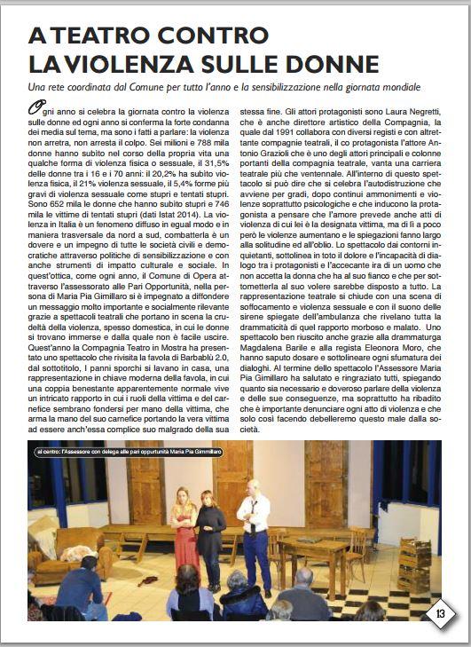RECENSIONE Opera 21-11-15
