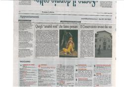 RECENSIONE Corriere di Como 3 Marzo 2012