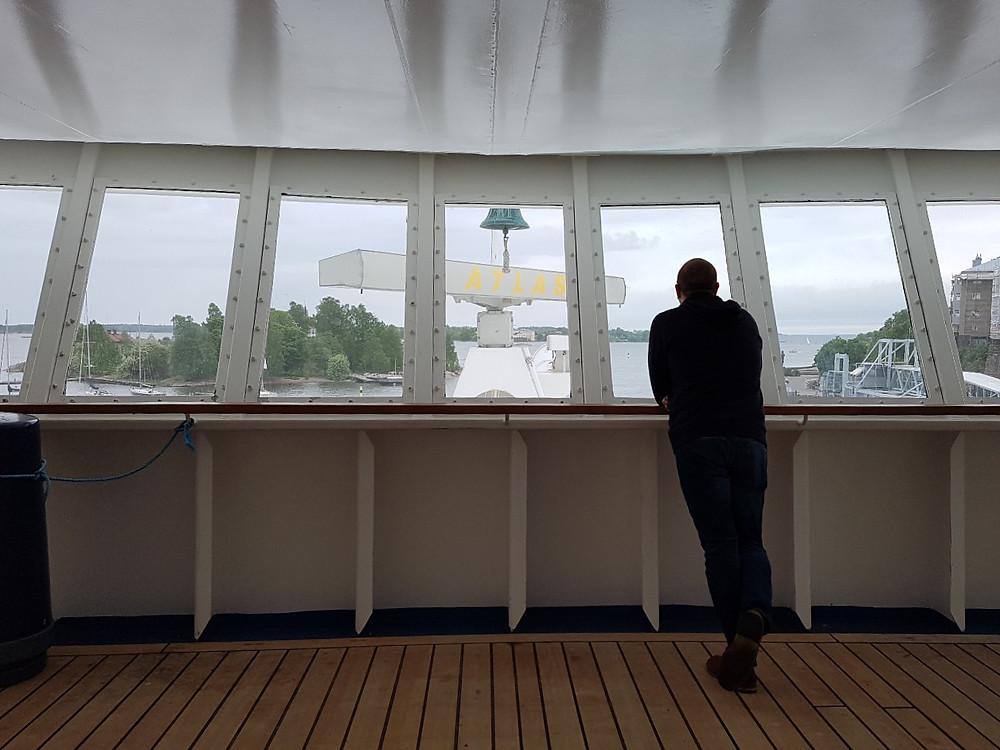 Silja Symphony Ferry, Olympia Terminal, Helisnki, Finland