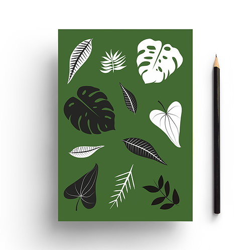 Plant Life Notebook
