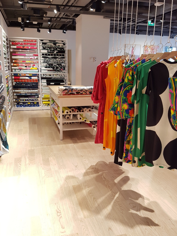 Marimekko Flagship Store, Helsinki, Finland