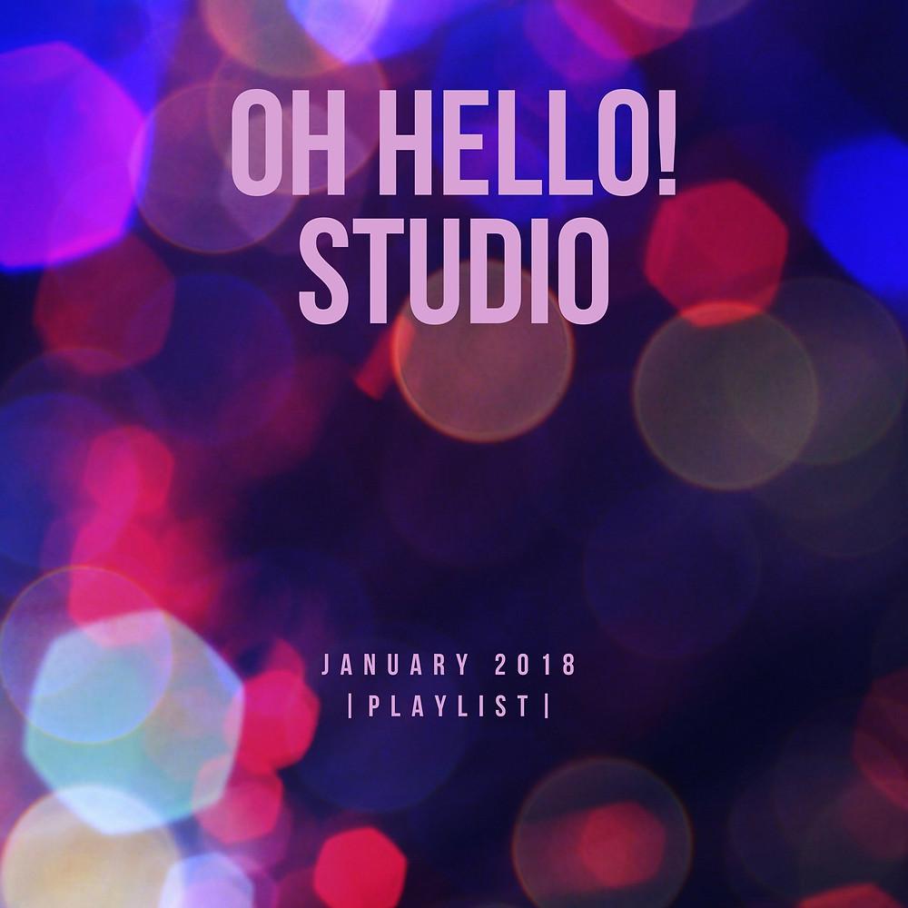 Sounds   January 2018 Playlist