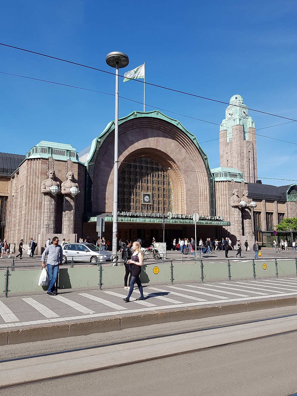 Helsinki Central Station, Finland