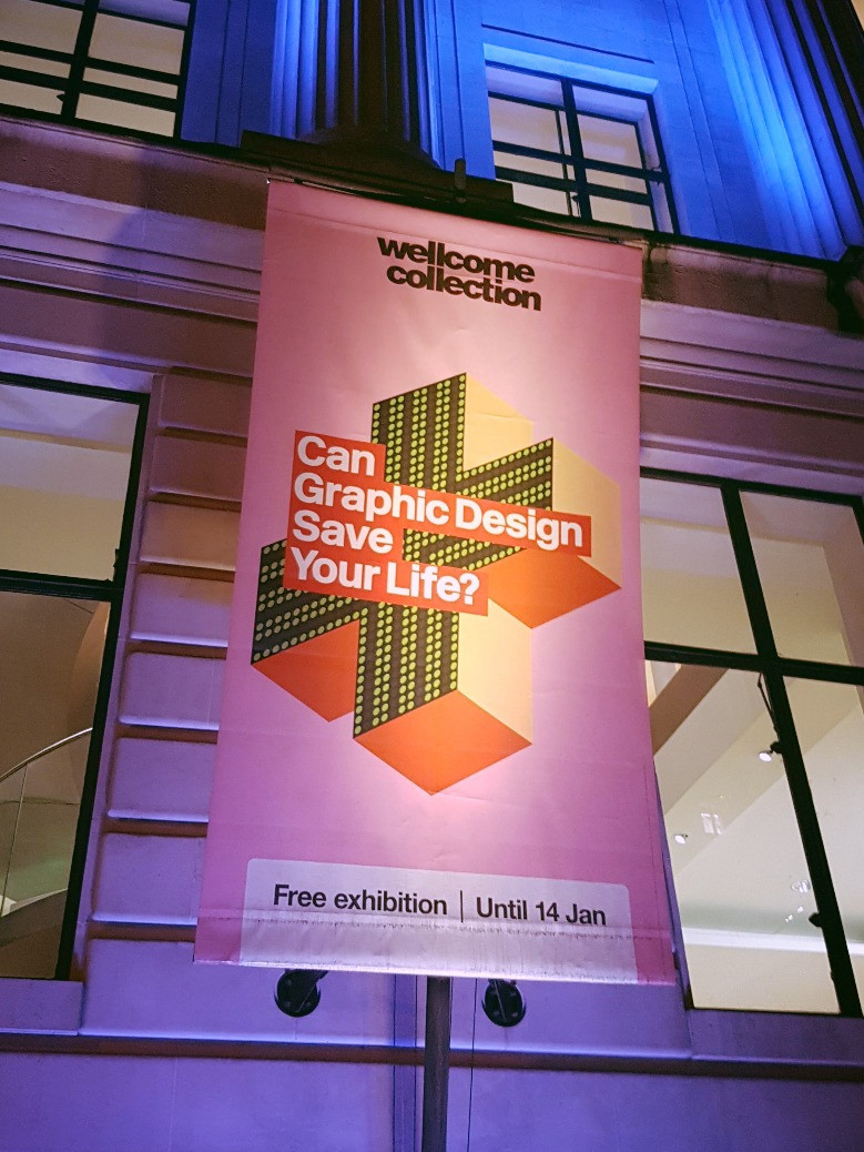 Wellcome Collection: Can Graphic Design Save Your Life?